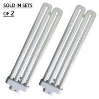 2 NLT 48 Watt tubes
